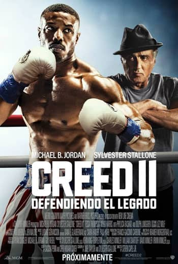 Creed II: Defendiendo el Legado